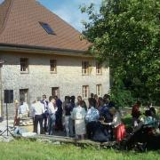 Mariage le 6 juillet Chalet Jogona à Jaun
