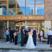 Mariage vercorin le 17 07 2021