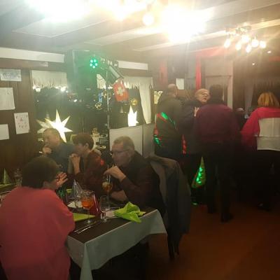 Nouvel An restaurant de la Batelière au Bouveret 10