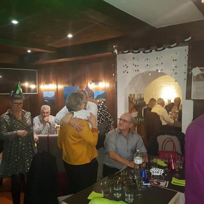 Nouvel An restaurant de la Batelière au Bouveret 7