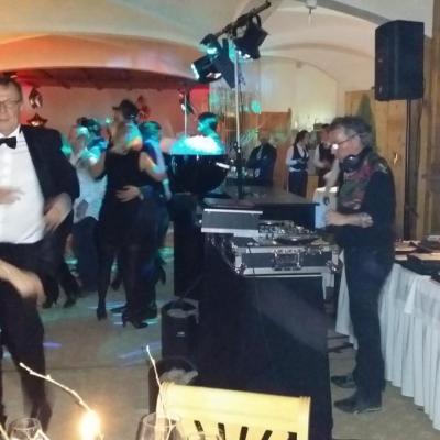 Le 31.12.2013 Soirée de Gala à Hôtel de L'Etrier à Crans-Montana