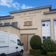 Séminaire service des Eaux de Lausanne le 25.09.2019