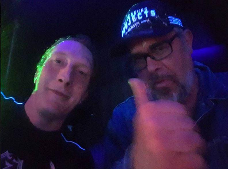 Soirée à l'Alcazar à Saxon le 21.04.2018 housemusic avec Djaimin