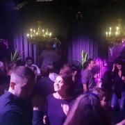 Soirée du Chuv au Punk Lausanne 4.10.2018 2