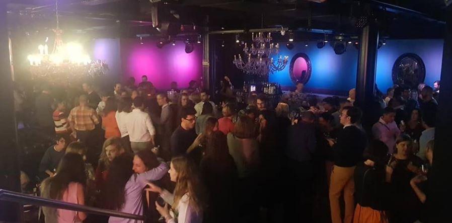 Soirée du Chuv au Punk Lausanne 4.10.2018