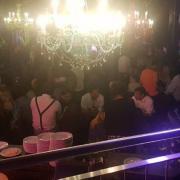 Soirée du Chuv au Punk Lausanne 4.10.2018 6