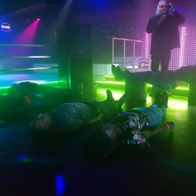 Soirée electro hypnose Nowaday le 25 octobre 2019