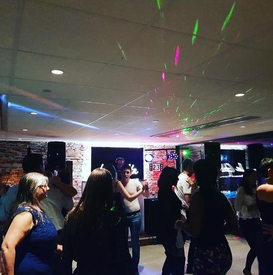 Soirée Latino au Galta à Monthey le 23.11.2019