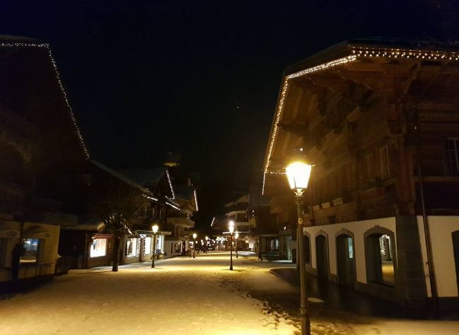 Soirée privée Gstaad 1 janvier 2018 4