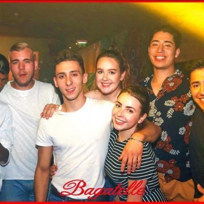 Soirée Privilège Bagatelle Lausanne le 12 juillet 2019 25