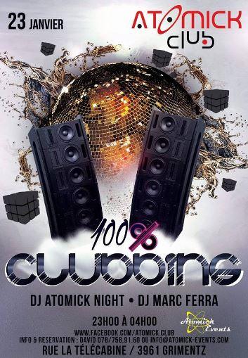 Clubbing Atomick Club