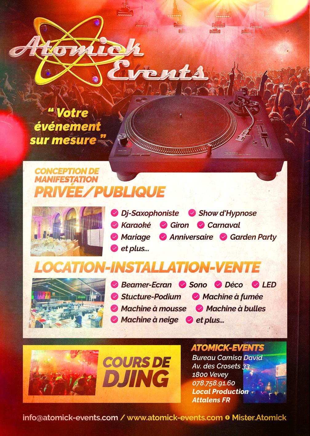 Atomick-Events