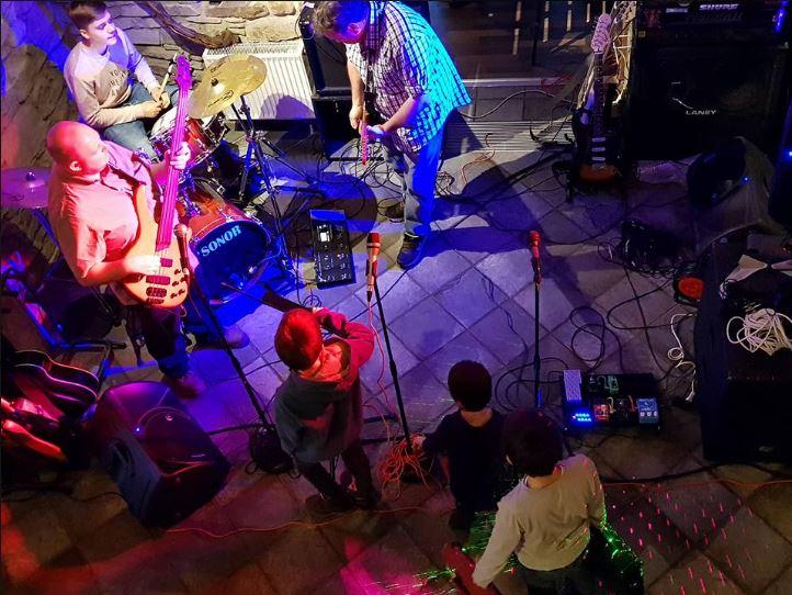 Sonorisation concert et lumières