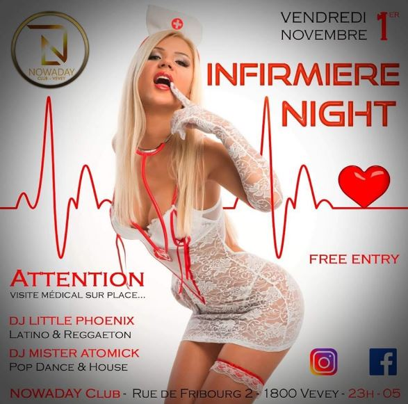 Infirmiere 2