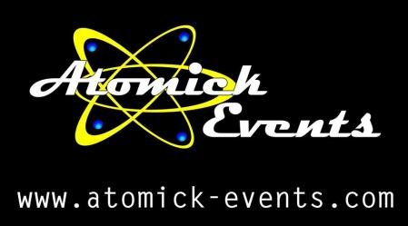 Logo atomick events