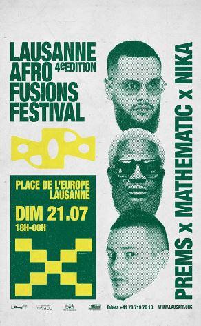 Lausanne Afro Fusions Festival