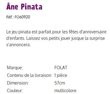 Pinata ii