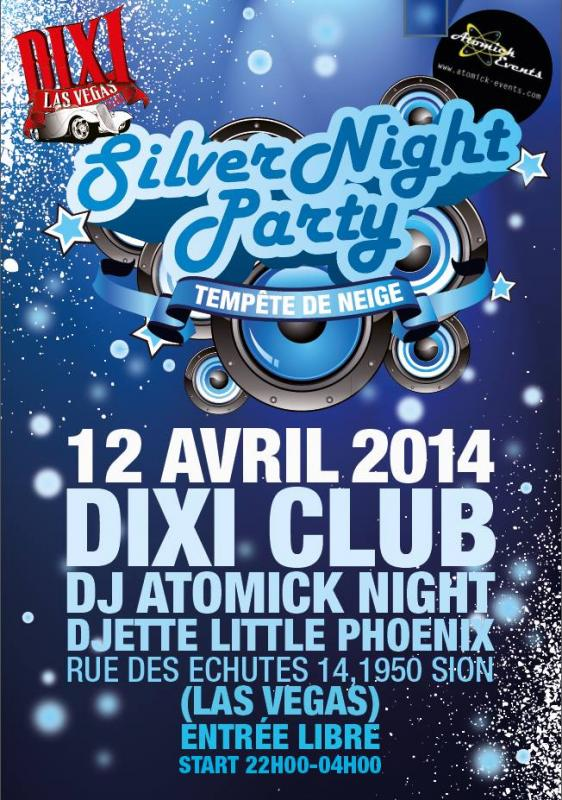 Pub dixi club atomick events